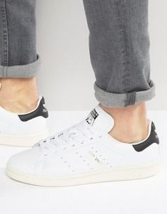 Белые кроссовки adidas Originals Stan Smith S75076 - Белый
