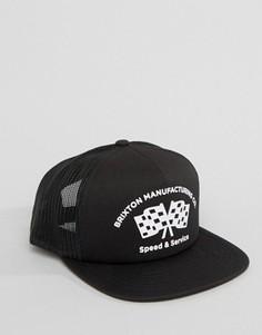 Бейсболка Brixton - Черный