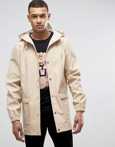 Непромокаемая куртка с капюшоном D-Struct - Серый