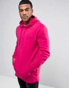 11 Degrees Logo Hoodie In Red - Красный