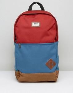 Красный рюкзак Vans Van Doren III - Красный