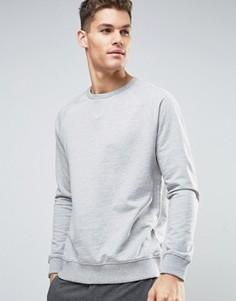 Серый свитшот Burton Menswear - Серый