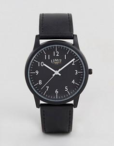 Черные часы Limit эксклюзивно для ASOS - Черный