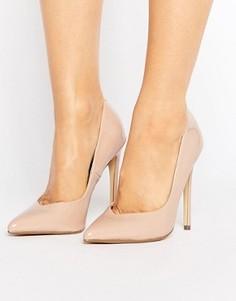 Туфли-лодочки на каблуке Steve Madden Wicket - Розовый