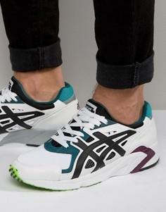 Белые кроссовки в стиле ретро Asics DS OG H704Y 0190 - Белый
