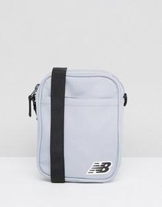 Серая сумка New Balance SMU NB500211-050 - Серый