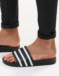 Шлепанцы Adidas Originals Adilette 280647 - Черный