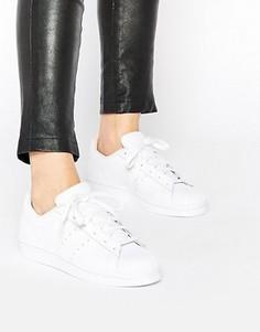 Белые кроссовки унисекс adidas Originals Superstar Foundation - Белый 4cef2451d4e