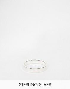 Серебряное кольцо ASOS - Серебряный