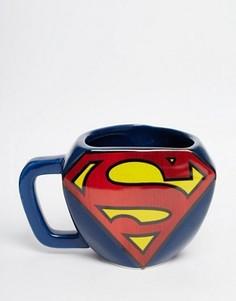 Кружка с дизайном Супермэн - Мульти Gifts