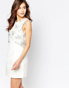 Двойное платье Hedonia Pippa - Белый