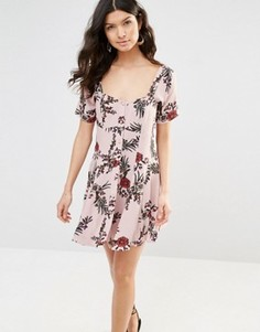 Платье мини Flynn Skye Nyla - Мульти