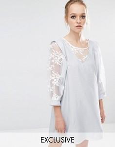 Платье Sister Jane Marshmallow - Серый