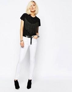 Белые джинсы Vero Moda - Белый