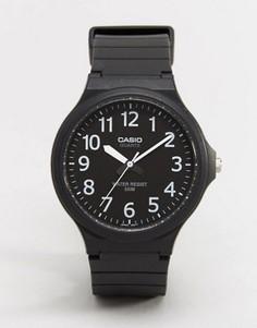 Часы с водостойкостью до 50 м Casio - Черный