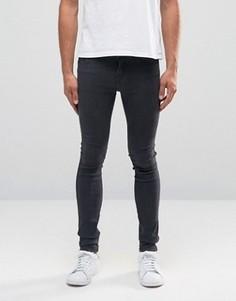 Супероблегающие джинсы Dr Denim Kissy - Черный