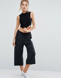 Тканая юбка‑шорты Nike Premium - Черный