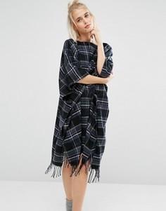 Пончо для сна DKNY - Черный