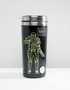 Дорожная кружка Star Wars Rouge One Death Trooper - Мульти Gifts