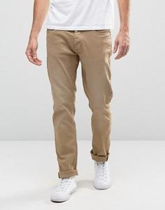 Зауженные джинсы свинцово-серого цвета Blend Cirrus - Серый