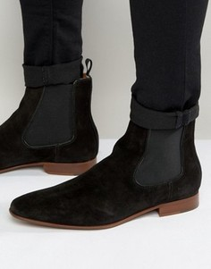 Замшевые ботинки челси ALDO Biondi - Черный