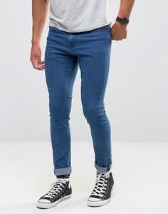 Супероблегающие джинсы Only & Sons - Синий