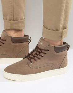 Ботинки на шнуровке Fila Roswell - Серый