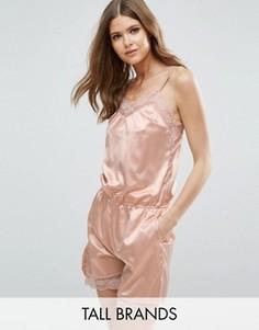 Ромпер Y.A.S Tall - Розовый