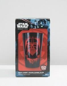 Меняющий цвет стакан с принтом Дарта Вейдера Star Wars Rogue One - Мульти Gifts
