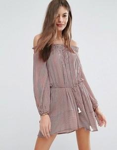 Платье Faithfull Mali - Розовый
