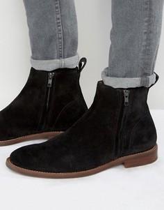Замшевые ботинки челси ALDO Bilissi - Черный