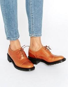 Туфли Dr Martens Henrietta - Рыжий