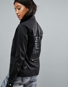 Куртка для бега Puma Thermo - Черный
