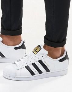 Кроссовки adidas Originals Superstar C77124 - Черный