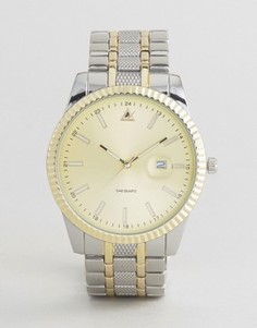 Часы-браслет ASOS - Серебряный