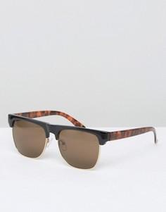 Солнцезащитные очки ASOS - Черный