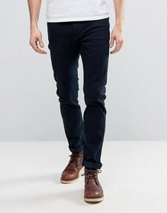 Черно-синие узкие джинсы PS by Paul Smith - Синий