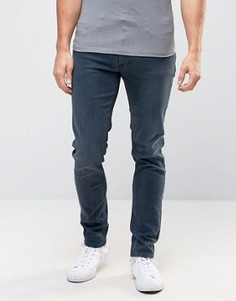 Зауженные джинсы Calvin Klein Jeans - Синий