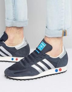 Синие кроссовки adidas Originals LA OG BB1208 - Синий