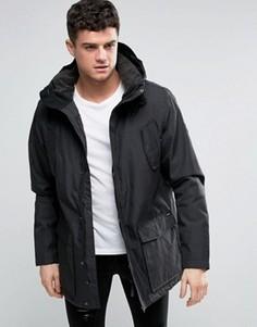Водоотталкивающая куртка RVCA Ground - Черный