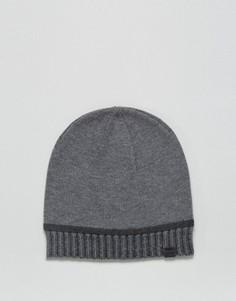 Шапка-бини Esprit - Серый