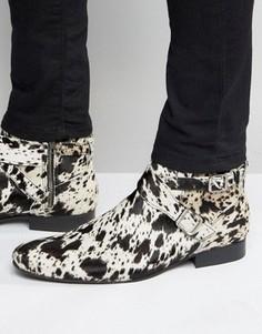 Кожаные ботинки House Of Hounds Jodphur - Черный