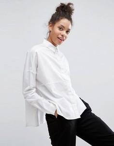 Рубашка Monki - Белый