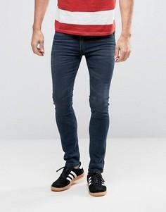 Темные джинсы скинни Levis 519 Sharkley - Темно-синий Levis®