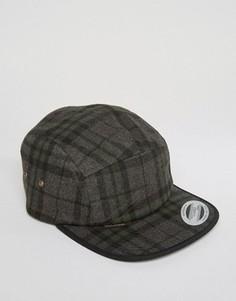 6-панельная кепка Volcom Mill - Серый