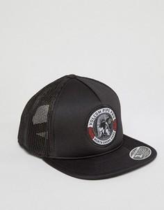 Бейсболка Volcom Bonzai - Черный