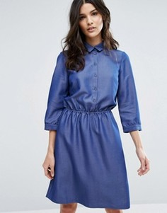 Платье 3/4 Y.A.S Can - Синий
