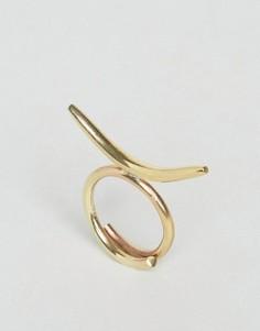 Кольцо Made Curve - Золотой