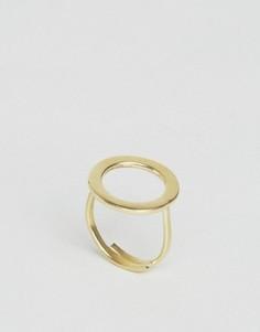 Кольцо Made - Золотой