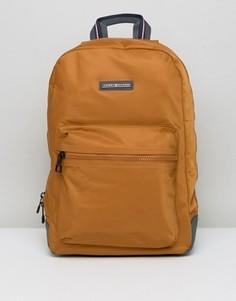 Нейлоновый рюкзак Tommy Hilfiger - Коричневый